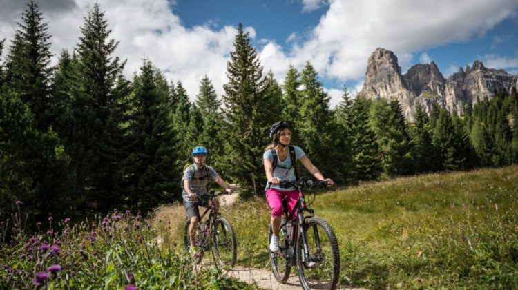 Bike Sharing in Alta Badia