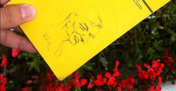 Ringelnatz Gedicht:Mein Wannenbad