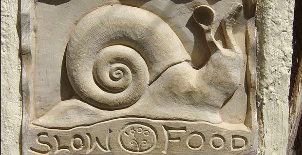 Logo der Slow Food Bewegung