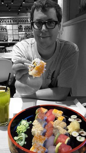 Christian Mäder Sushi