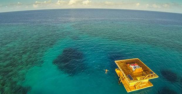Unterwasser Hotel