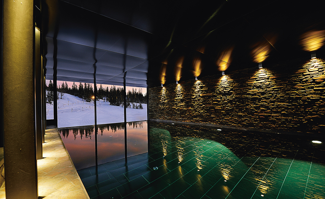 Vier design hotels in bester lage wellnessino for Design wellness hotel