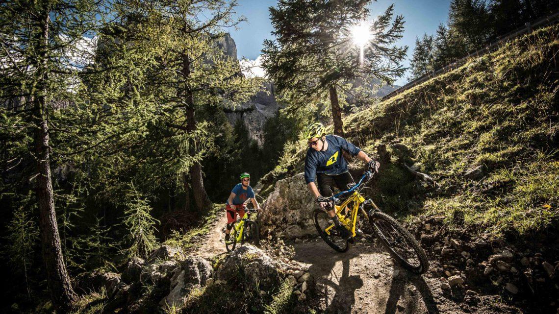 Alta Baida Mountain Biking