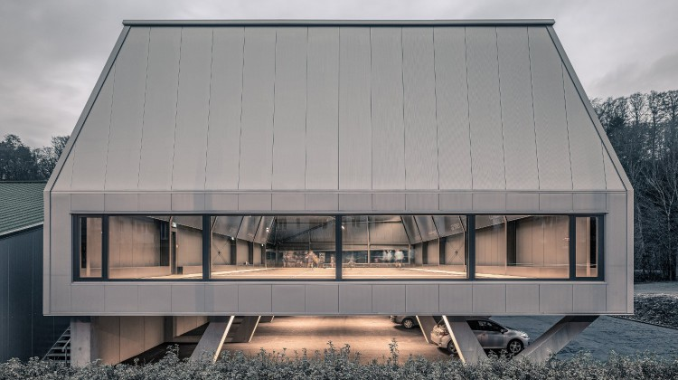 Badmingtonhalle | Jan Henrik Hansen Architekten