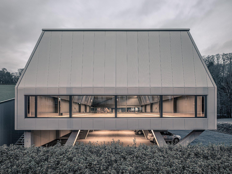 Architektur utopien willkommen for Modern massiv bauen halle
