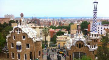 Barcelona View