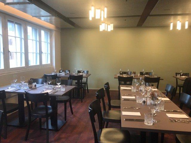 Restaurant Das Enzian Zürich Niederdorf