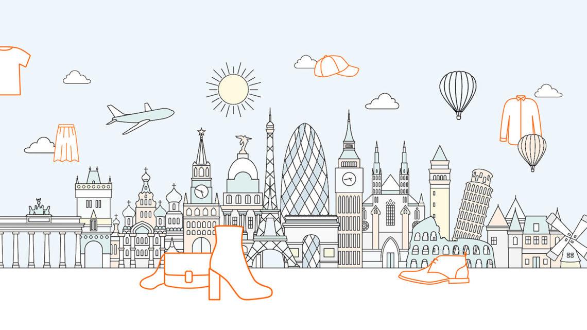 Die elegantesten Städte der Welt