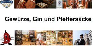 Im Gewürzmuseum erhalten Sie einen intensiv duftenden Eindruck, was in den Speichern einst gelagert, gehandelt und verkauft wurde.