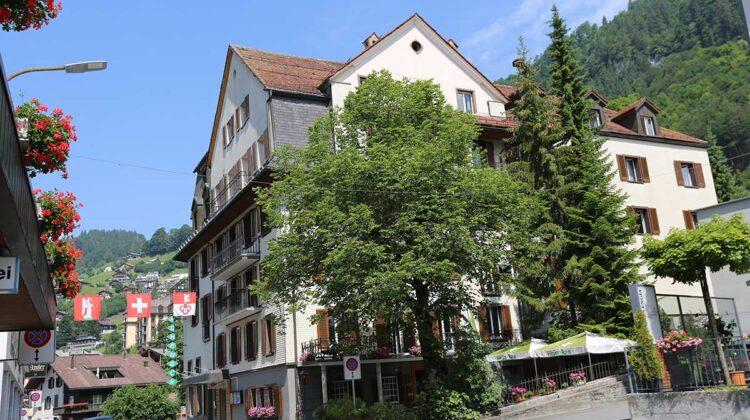 Hotel Hoheneck Engelberg