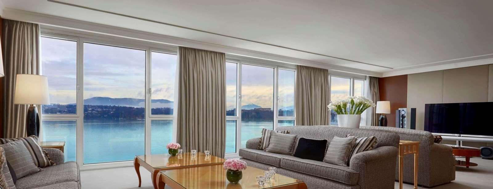 Hotel President Wilson Geneva