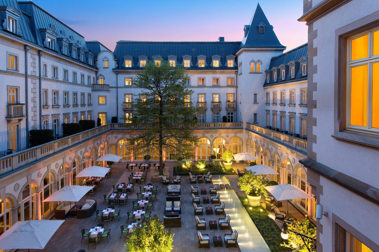 Villa Kennedy, a Rocco Forte Hotel im Stadtviertel Sachsenhause