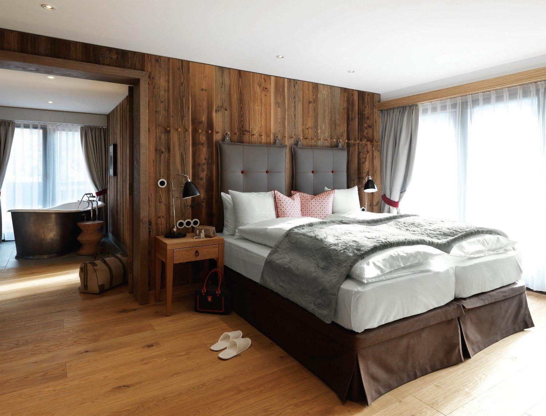 Löwen Hotel Montafon Suite