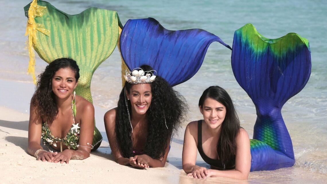 Miss Mermaids Gruppenfoto