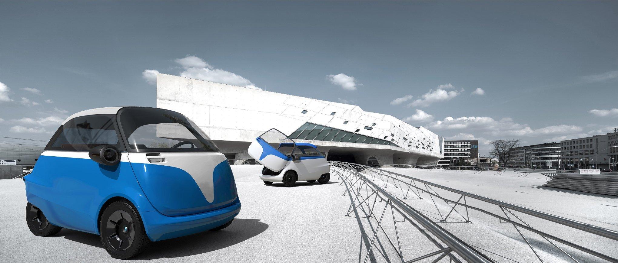 Autosalon Genf: Microlino