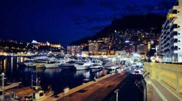 Monte Carlo by Night. Foto CC Public Domain via Unsplash
