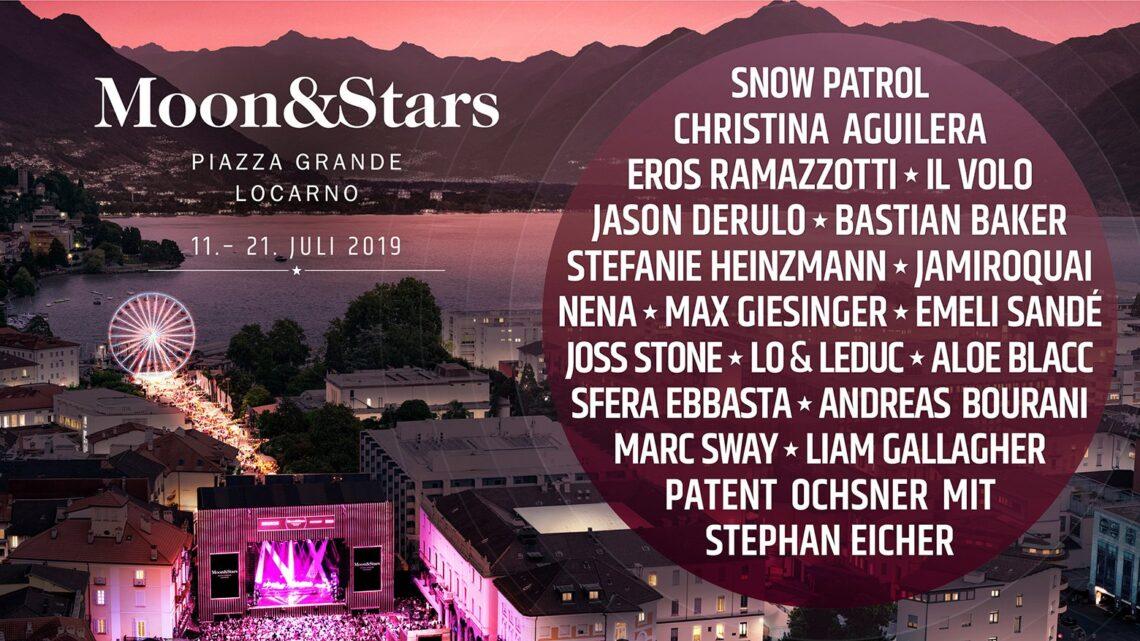 Moon And Stars 2019, Locarno