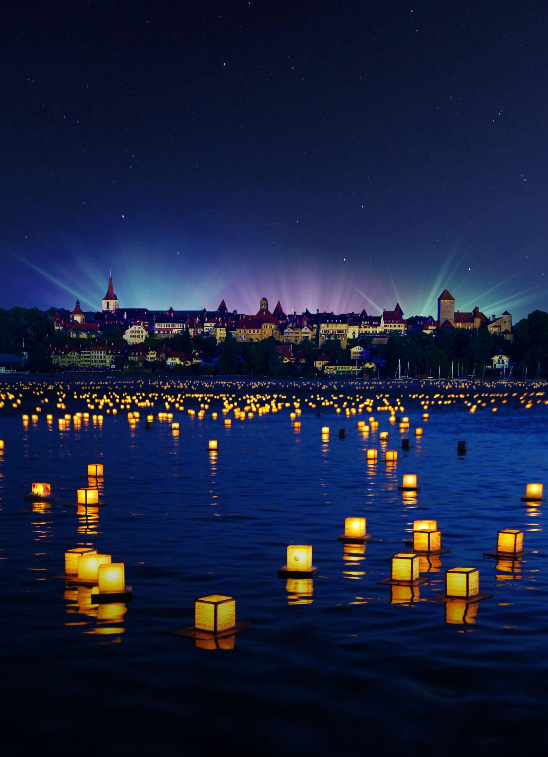 Murten Licht Festival
