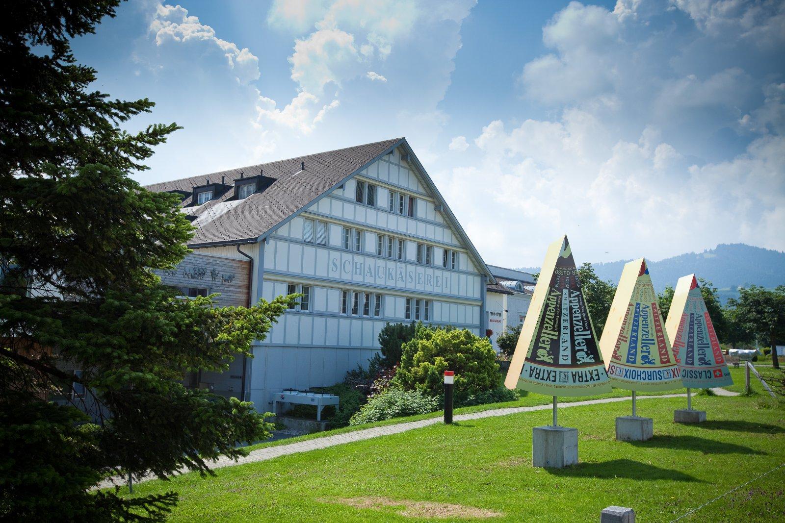 Schaukäserei Appenzell