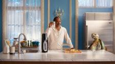 Hip-Hop-Legende Snoop Dogg feiert Weihnachten mit SodaStream