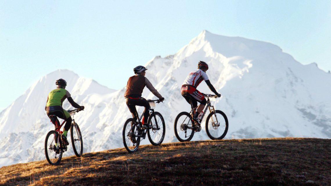 Bike-Sommer im Vinschgau