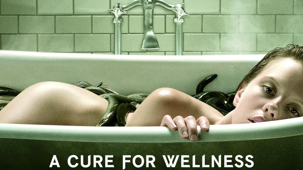 A Cure for Wellness» spielt fast komplett in der Schweiz. Doch gedreht wurde der Film überwiegend in Deutschland. Lediglich zwei Tage filmte Regisseur Gore Verbinski im Bündnerland: in der Umgebung des Landwasser-Viadukts.