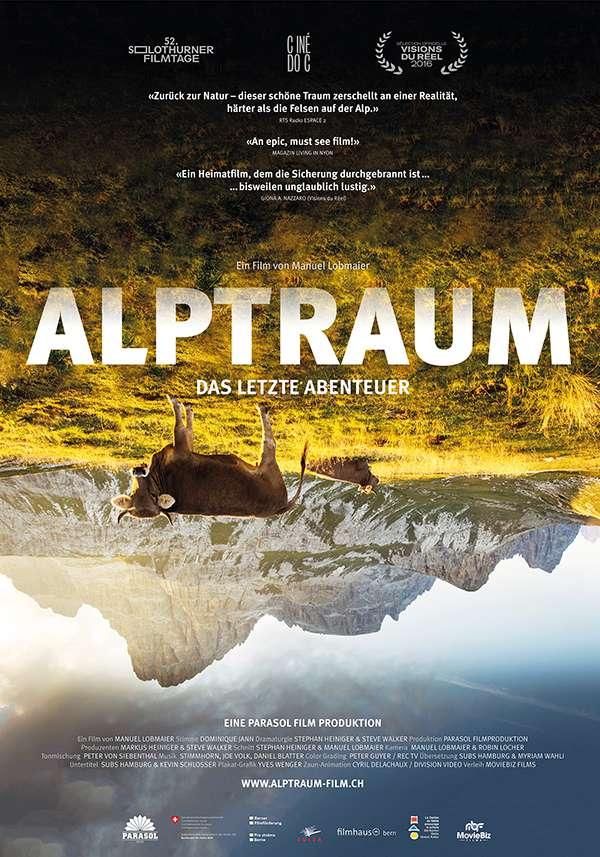 Alptraum Kinofilm Schweizer Filmplakat