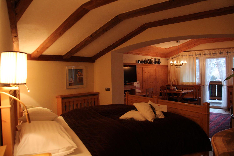 Alta Badia Romantikzimmer Hotel La Perla