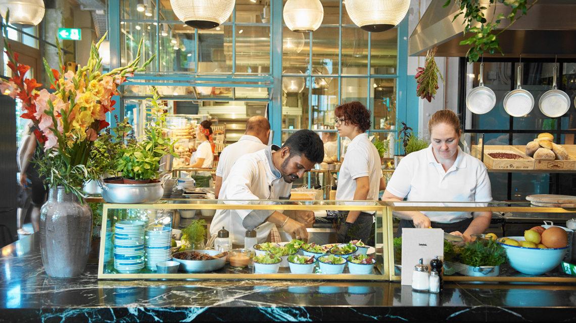 Restaurant Bank am Helvetiaplatz, Zürich