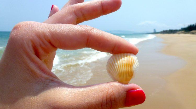 Urlaub: Strand