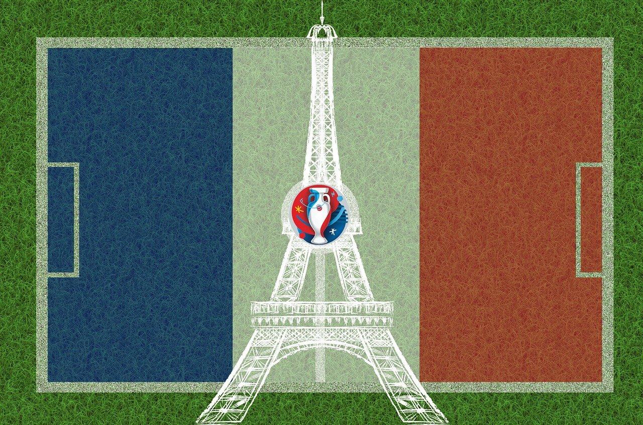 EM Frankreich Symbolbild