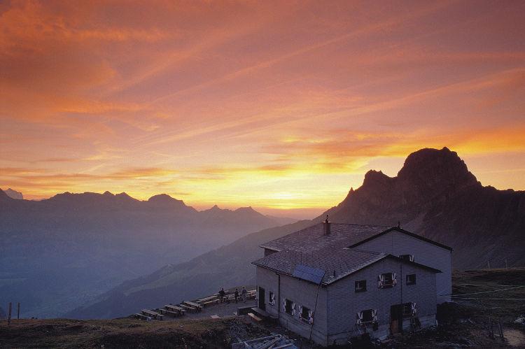 Engelberg SAC Hütte