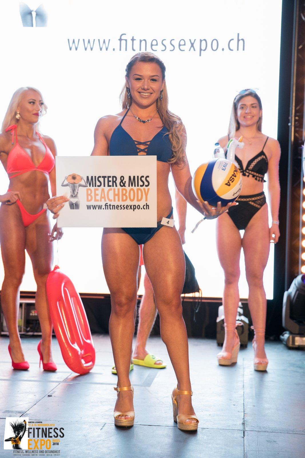 Die Fitness-Welt trifft sich im November in Basel!