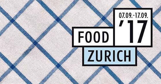 FOOD ZURICH 2017: Gastronomen können sich ab sofort anmelden