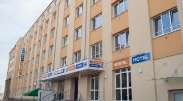 Das A&O Hotel & Hostel am neuen Wiener Hauptbahnhof