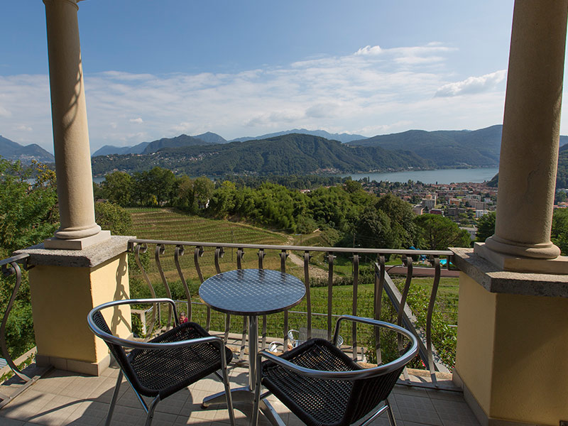 Bild vom Hotel Casa Paladina im Tessin