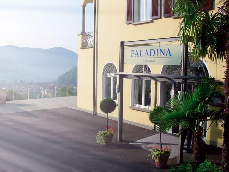 Hotel Paladina Tessin