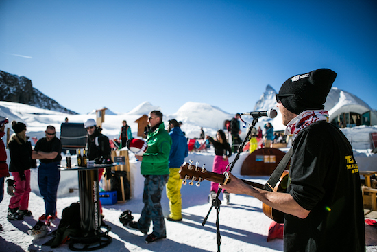 Igludorf Zermatt Festival