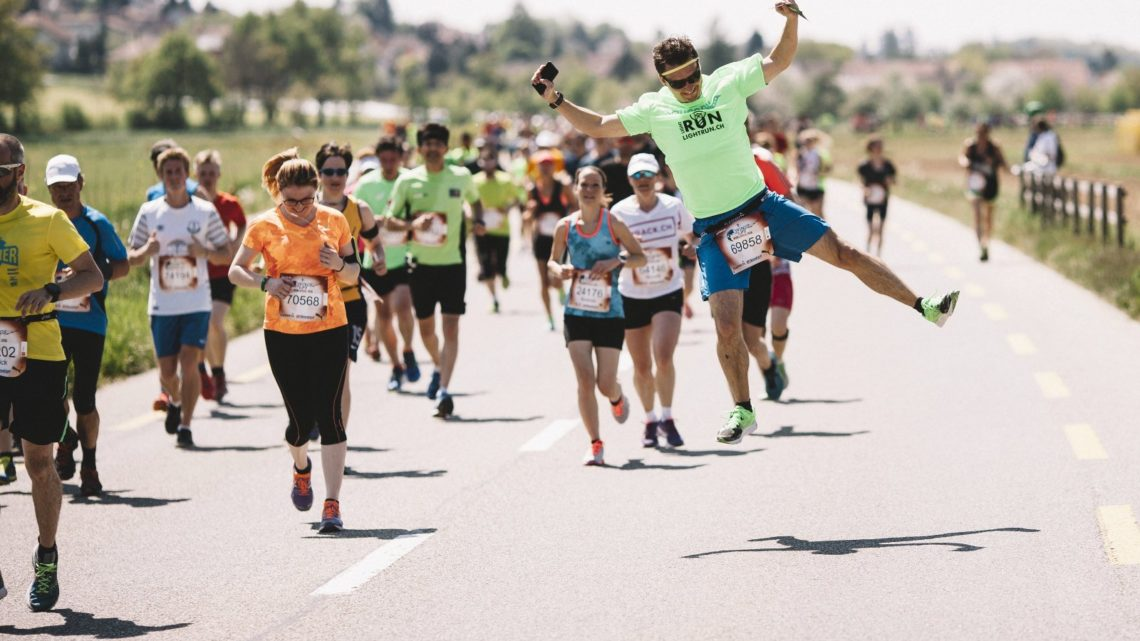 Lauf: Wings for Life