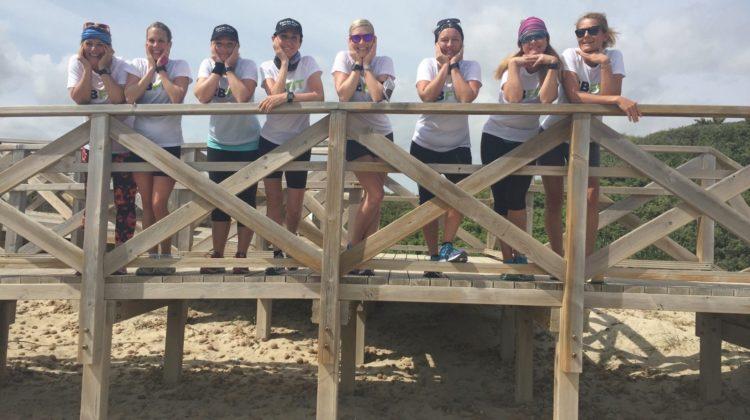 Fitnesscamps nur für Frauen