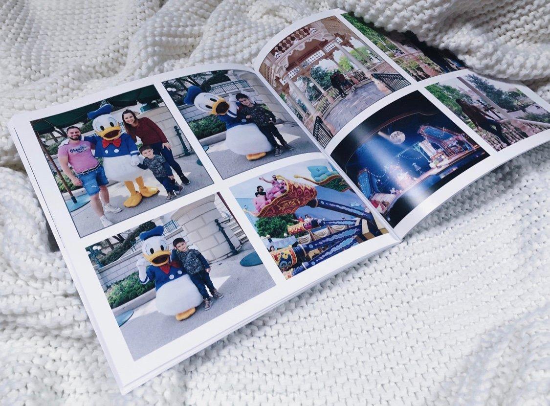Das Fotobuch von Valichouchou.