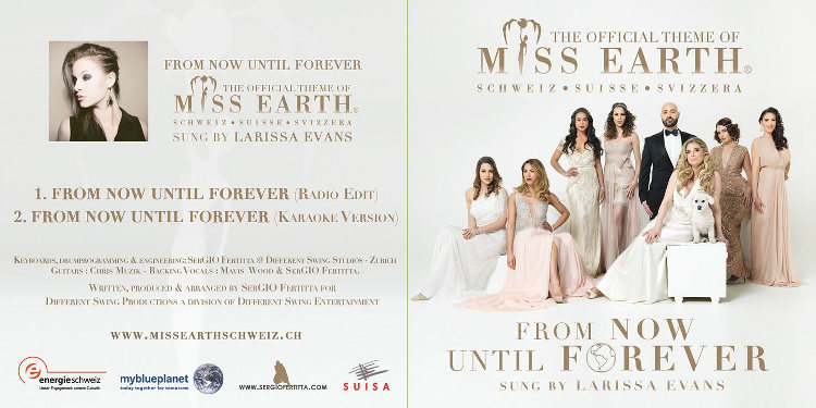 Miss Schweiz Earth Song