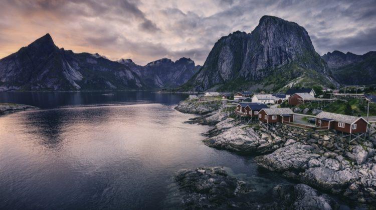 Norwegen - Ferien, Kreuzfahrt