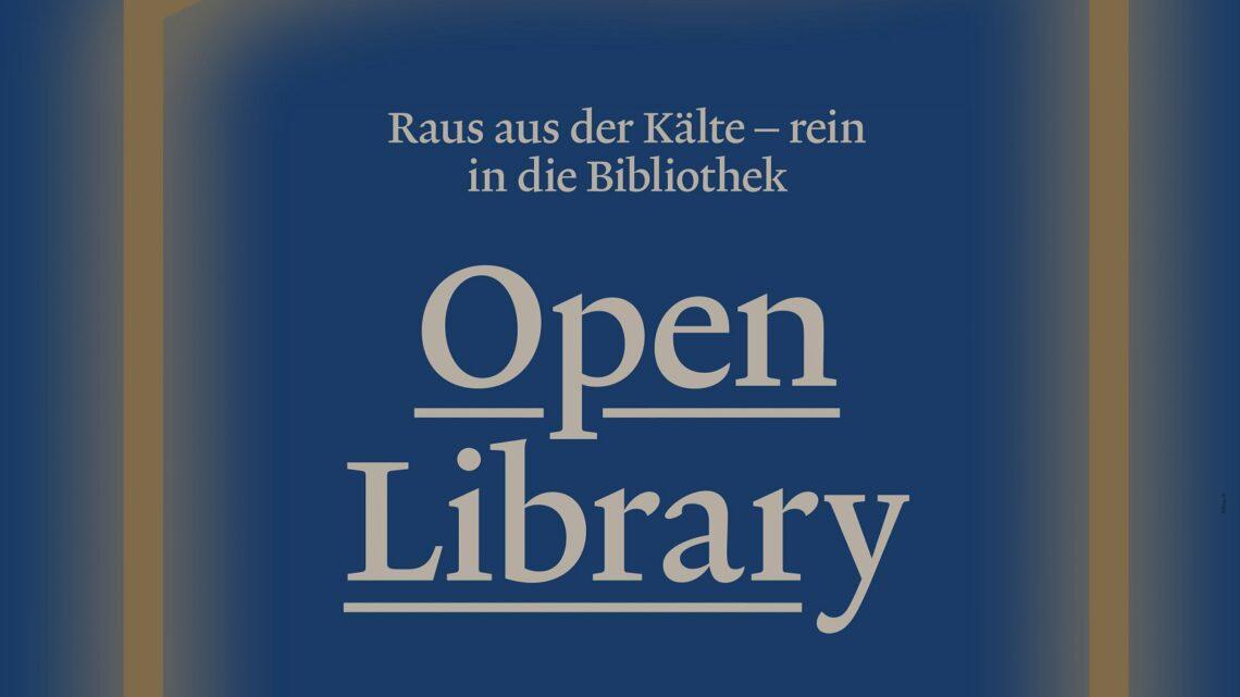 Open Library – Stadtbibliothek Chur setzt neue Massstäbe