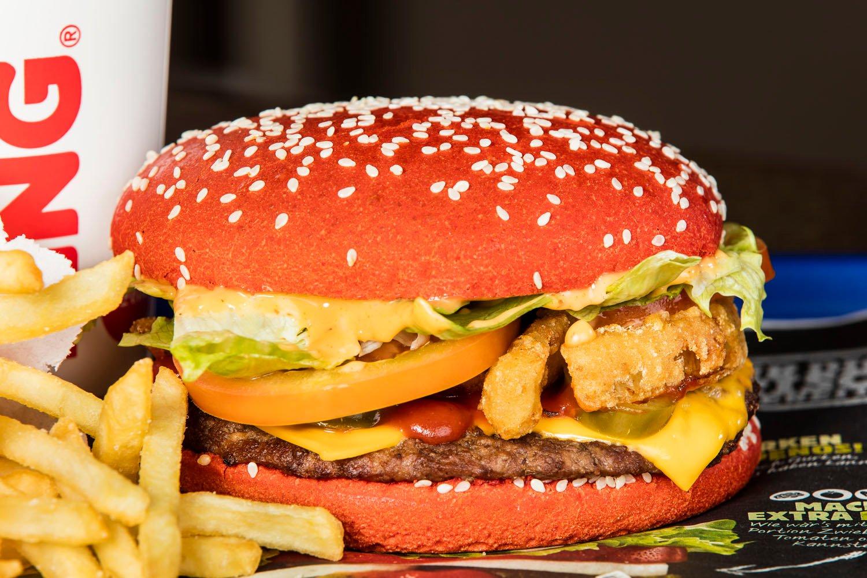 Scharf statt Brav | Burger King