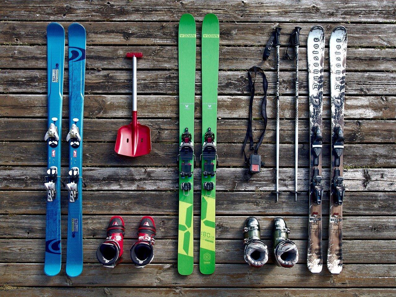 Skigebiet Skiferien Tagespass