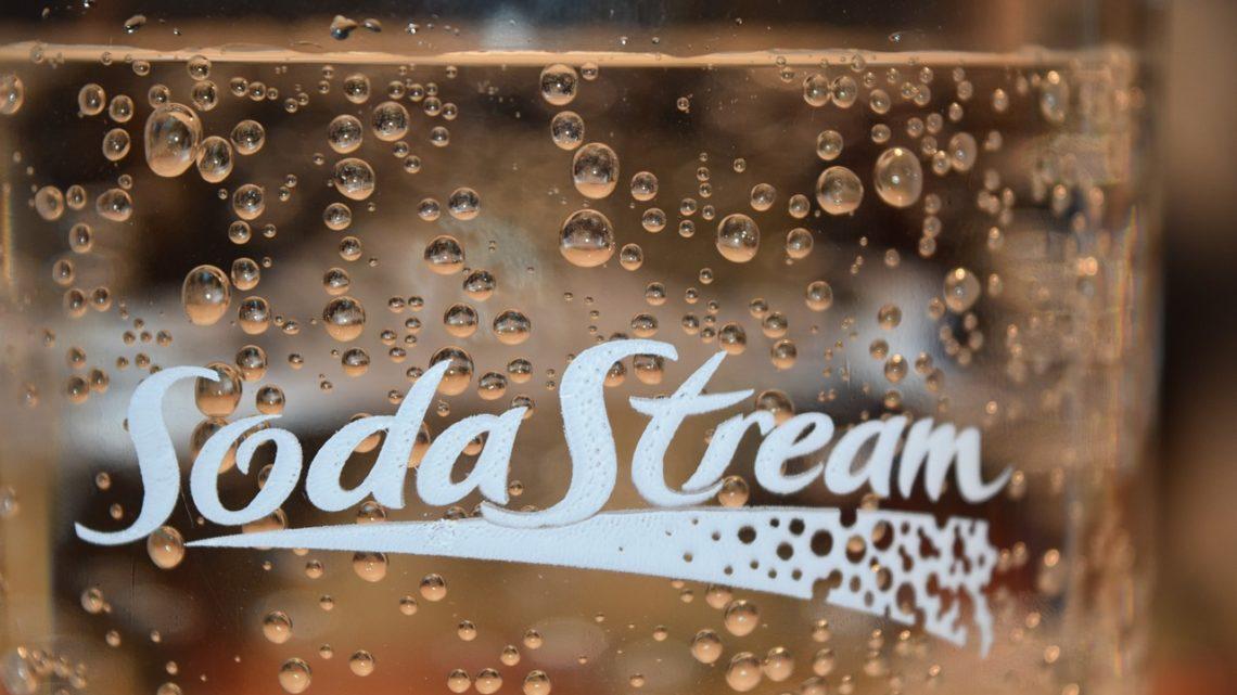 sodastream - Mineralwasser und Hahnenwasser