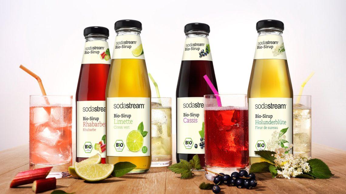 Sodastream: Bio Getränke