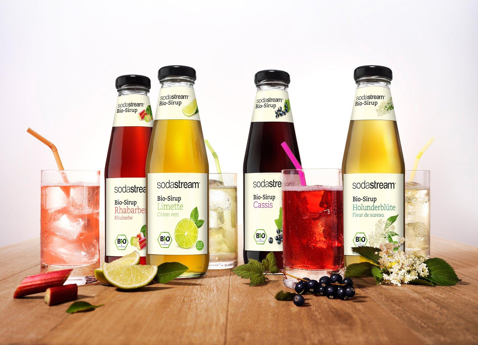 Bio-Getränke zum selber Zubereiten - Wellnessino