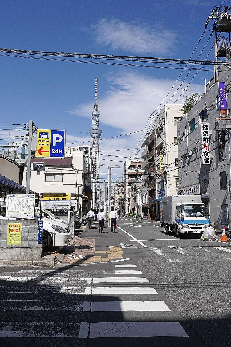 Sumida, Tokio
